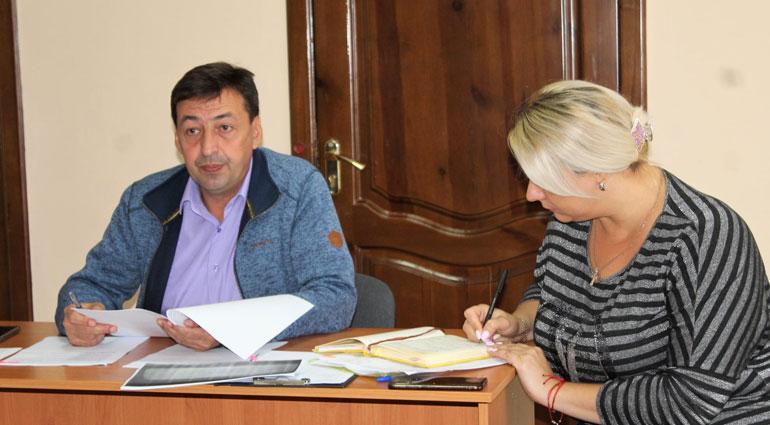23 сентября Юрий Евскиков провел заседание городской комиссии по вопросам погашения задолженности по заработной плате