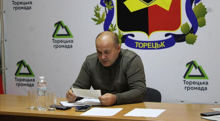 20 сентября Василий Чинчик провел личный прием населения