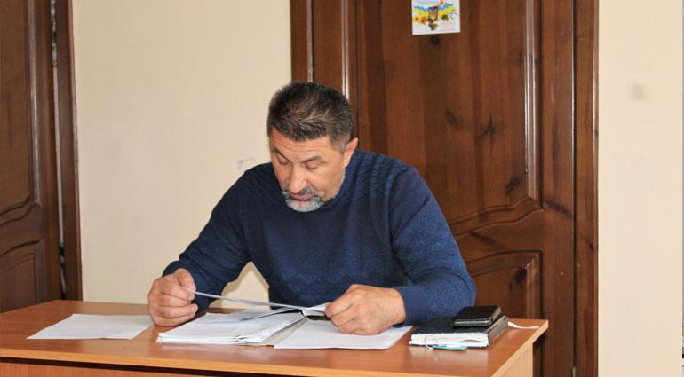 21 сентября Александр Андрусенко провел заседание административной комиссии при Торецкой ВГА