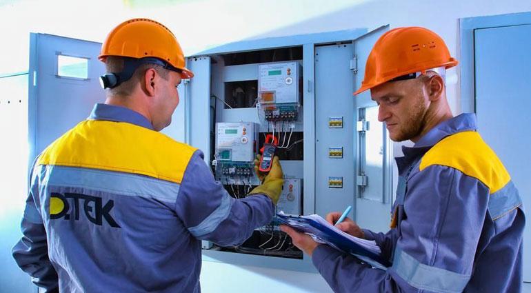 Онлайн сервис «Планирование точной даты визита» для обслуживания электросчетчика уже опробовали более двух тысяч клиентов ДТЭК Донецкие элек