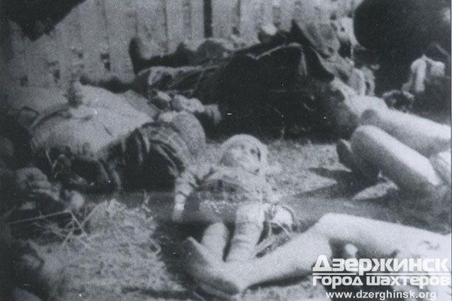 73 года назад началась Волынская резня