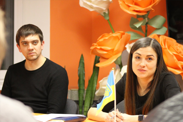 Предприниматели Торецка объединяются для развития общины