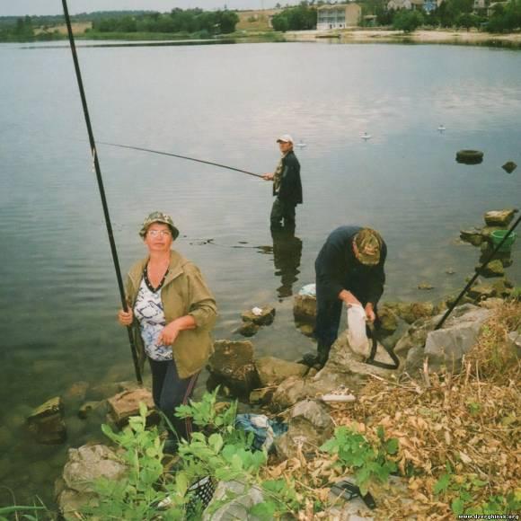 рыбалка в дзержинском форум