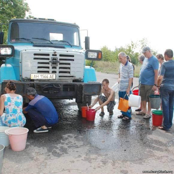 Пусть нет воды, но человеком быть обязан