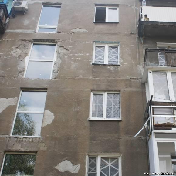Пострадавшие дома восстанавливают