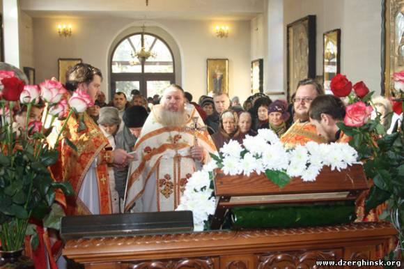 Храм Св. Климента отметил престольный праздник