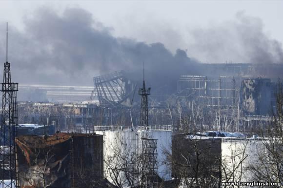По сообщению полка Азов украинские военные оставили ДАП