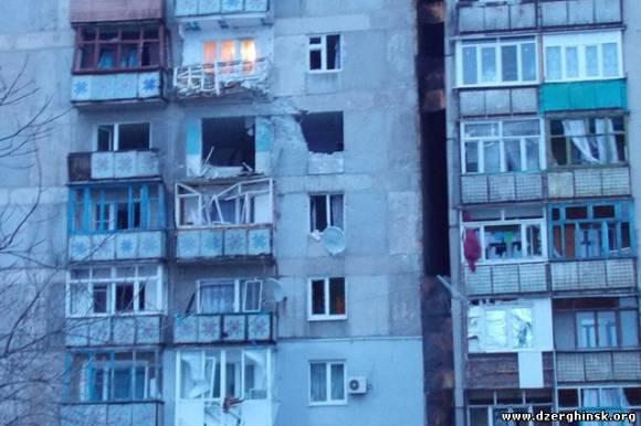 Дзержинск снова на линии огня.