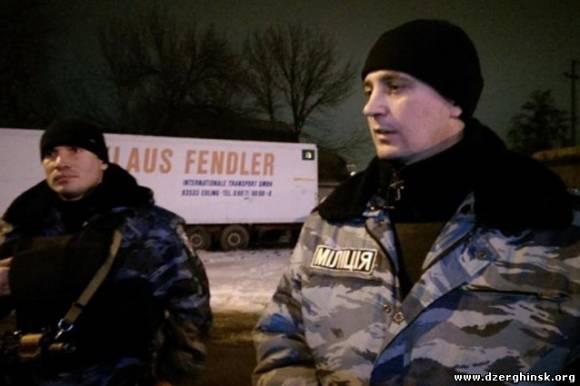 В Харьковской области на посту милиционеры избили журналиста