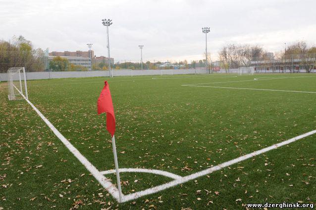 Футбольную весну в Дзержинске можно считать официально открытой
