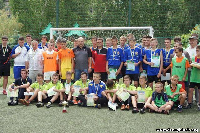 Финал городских соревнований по мини-футболу