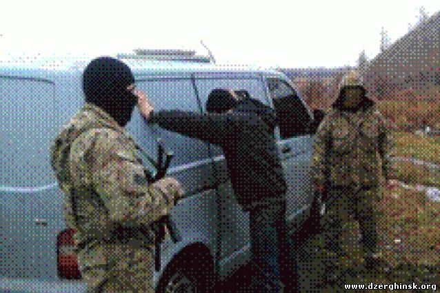 На Донетчине СБУ задержала корректировщика террористов ДНР