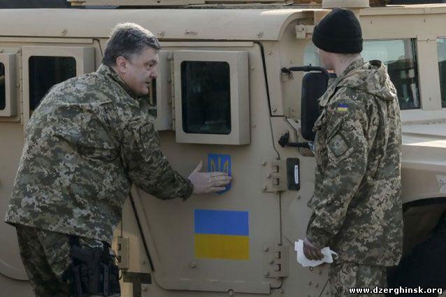 Украина получает от США часть техники в плохом состоянии - СМИ