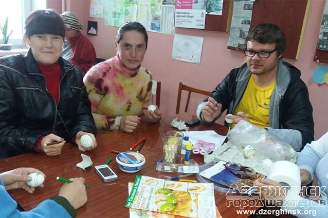 В Торецке волонтеры БФАР провели мероприятие для детей к празднику Пасхи
