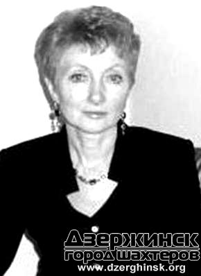 Скрыпник Мария Петровна