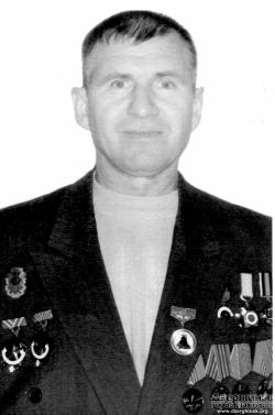 Павел Дмитриевич Заяц