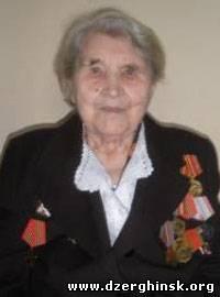 Таисия Андреевна Дядюн