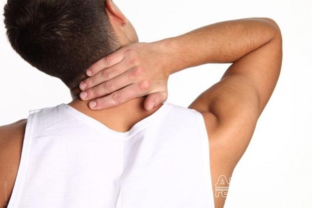 Жжение грудном отделе спины