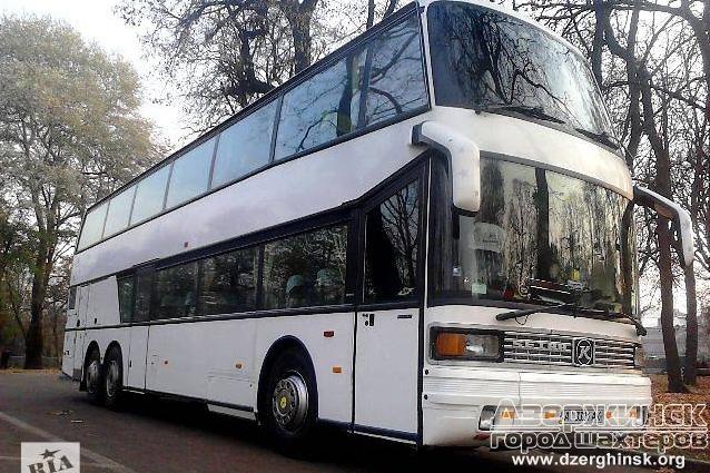 Автобусные перевозки по всей Украине