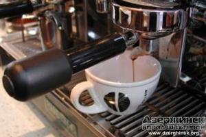 Некоторые поломки кофемашин