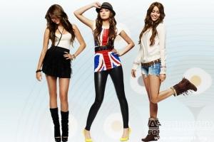 Яркие тенденции подростковой моды