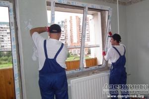 Металлопластиковые окна и двери от компании Стеклопласт в Донецке