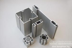 Алюминиевый профиль от отечественного производителя Aluminium corporation Ukraine