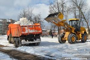 Услуги вывоза снега в Москве