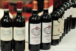 Элитные вина Франции