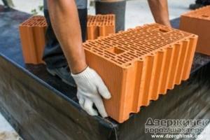 Применение керамических блоков в строительстве