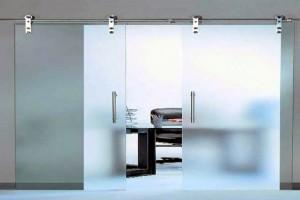 Применение стеклянных конструкций в дизайне интерьера