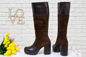 Качественная обувь из натуральной кожи от Gino Figini
