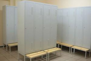 Металлические шкафы для бытовых нужд