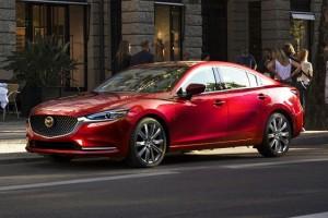 Запчасти для Mazda 6