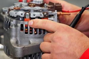 Ремонт генератора автомобиля Suzuki и Subaru