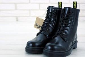 Ботинки Dr Martens 1460: оригинальная обувь доступна каждому