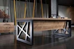 Современная и брутальная мебель в стиле лофт