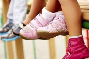 Детская обувь от производителя