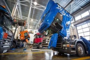 Как выбрать сервисную станцию для грузовика