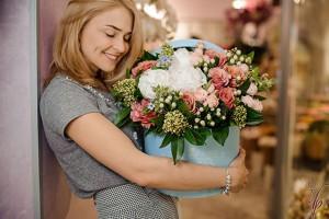 Доставка цветов в Киеве на выгодных условиях