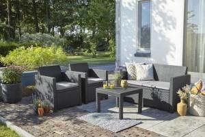 Выбор садовой мебели в интернет-магазине 220.lv