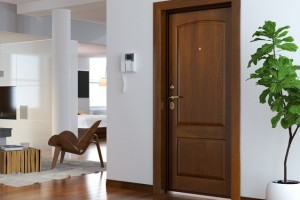 Влагостойкие двери для ванной комнаты