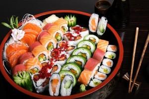 Где заказать суши с доставкой на дом в Днепре?