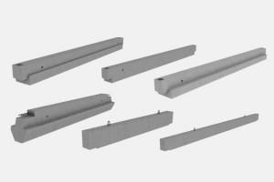 Использование железобетонного ригеля в строительстве