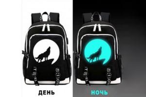 Светящиеся рюкзаки как актуальный тренд