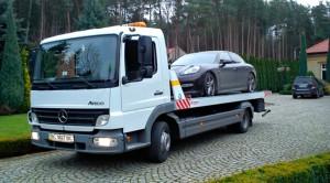 Перевезення негабаритних вантажів та послуги евакуатора