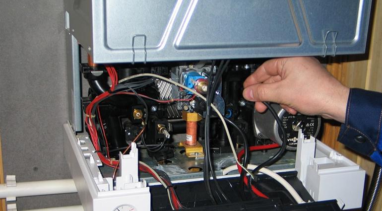 Как вызвать мастера по ремонту газовых котлов онлайн?