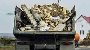 Транспортные услуги: вывоз строительного мусора